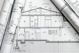 Architectural Sheet Metal Blueprint